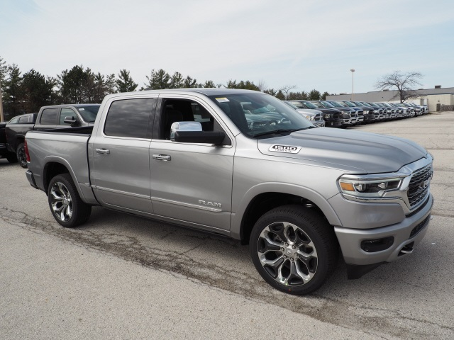 2019 Ram 1500 Crew Cab 4x4,  Pickup #R86050 - photo 6