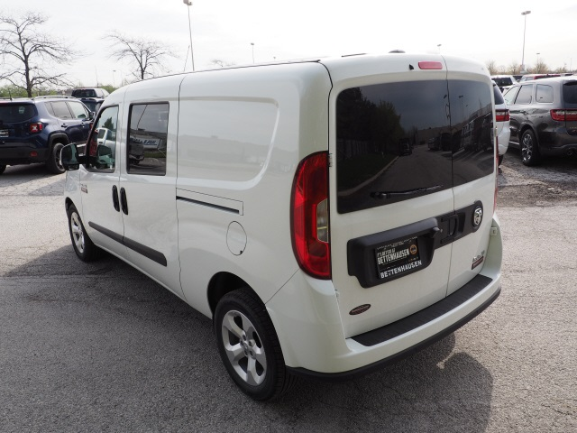 2018 ProMaster City FWD,  Empty Cargo Van #R86067 - photo 8