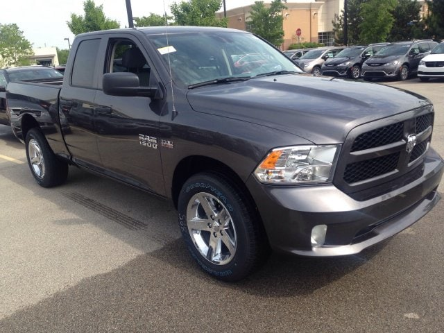 2017 Ram 1500 Quad Cab 4x4 Pickup #D30523 - photo 1