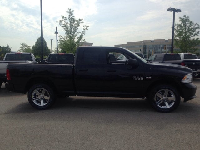 2017 Ram 1500 Quad Cab 4x4 Pickup #D30535 - photo 3