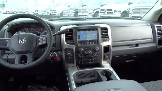 2017 Ram 3500 Crew Cab DRW 4x4, Knapheide Platform Body #D170120 - photo 17