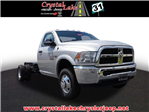 2017 Ram 3500 Regular Cab DRW 4x4, Cab Chassis #D170704 - photo 1