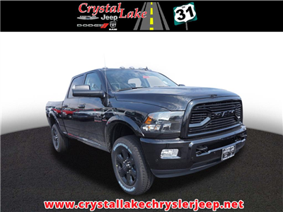 2018 Ram 2500 Crew Cab 4x4 Pickup #D180032 - photo 1