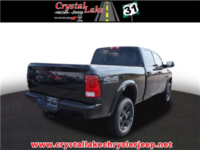 2018 Ram 2500 Crew Cab 4x4 Pickup #D180032 - photo 2