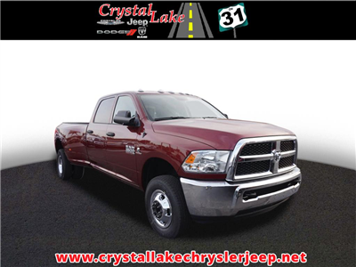 2018 Ram 3500 Crew Cab DRW 4x4 Pickup #D180096 - photo 1