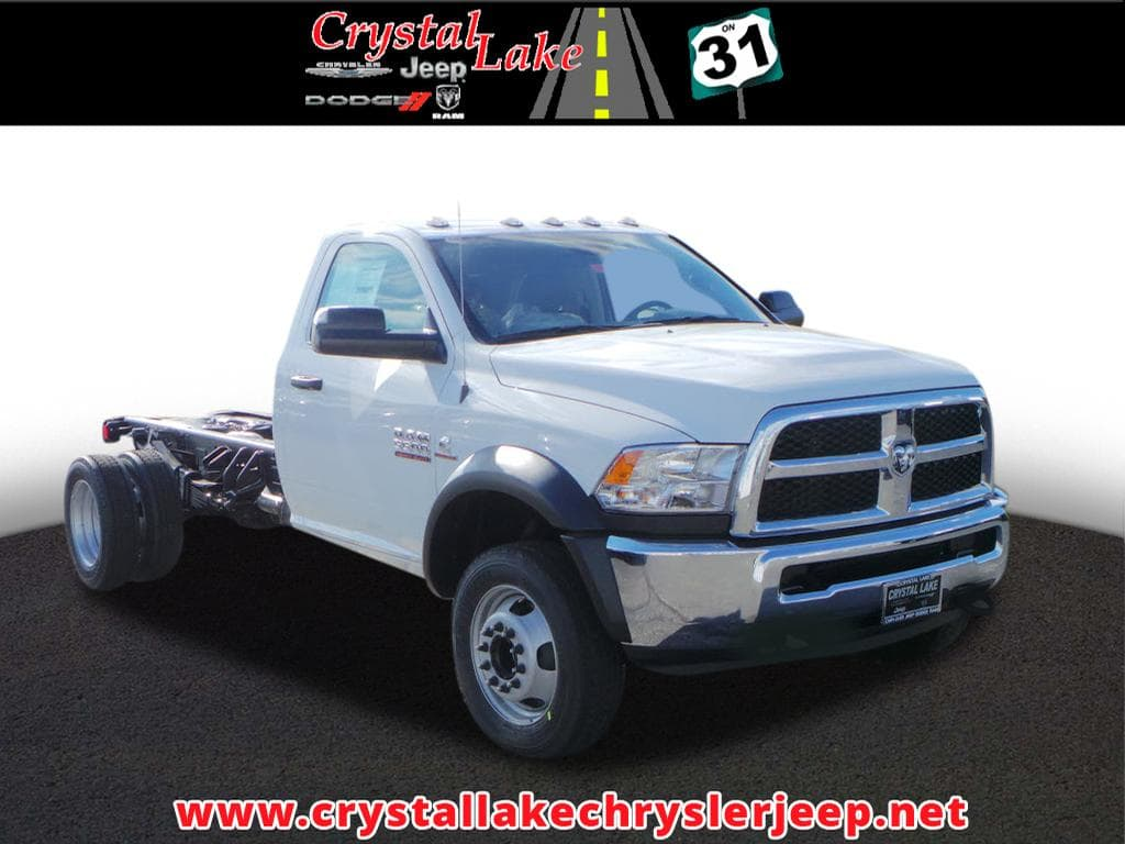 2018 Ram 5500 Regular Cab DRW Cab Chassis #D180102 - photo 12