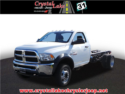 2018 Ram 5500 Regular Cab DRW Cab Chassis #D180102 - photo 1