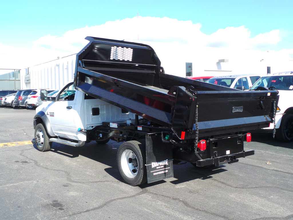 2018 Ram 4500 Regular Cab DRW 4x4 Dump Body #D180118 - photo 2