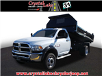 2018 Ram 4500 Regular Cab DRW 4x4 Dump Body #D180118 - photo 1