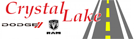 Crystal Lake Chrysler Jeep Dodge Ram logo