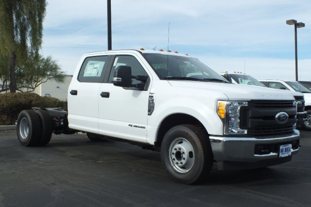 2017 F-350 Crew Cab DRW Cab Chassis #FH1217 - photo 4