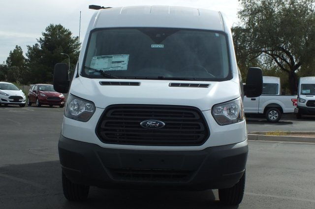 2017 Transit 250 Medium Roof Cargo Van #FH1218 - photo 3