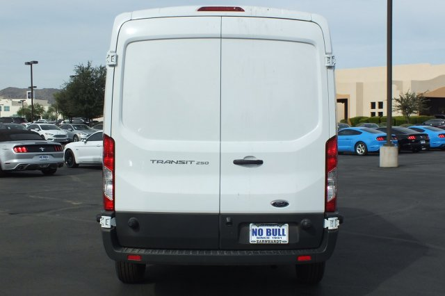 2017 Transit 250 Medium Roof Cargo Van #FH1218 - photo 6