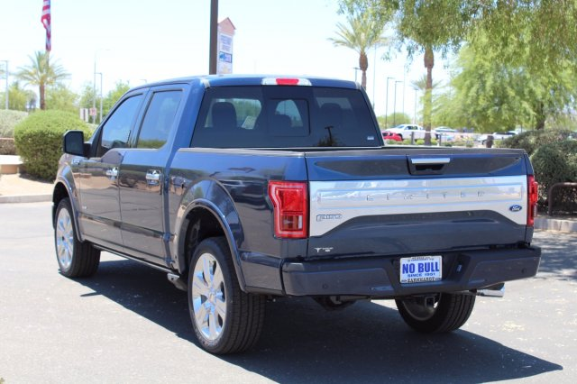 2017 F-150 Crew Cab 4x4, Pickup #FH1523 - photo 2