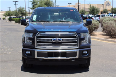 2017 F-150 Crew Cab 4x4, Pickup #FH1523 - photo 3