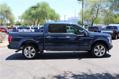 2017 F-150 Crew Cab 4x4, Pickup #FH1523 - photo 5