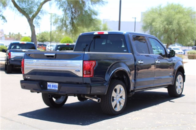 2017 F-150 Crew Cab 4x4, Pickup #FH1523 - photo 6