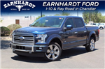 2017 F-150 Crew Cab 4x4, Pickup #FH1523 - photo 1