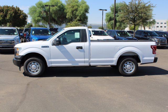 2017 F-150 Regular Cab Pickup #FH2031 - photo 9