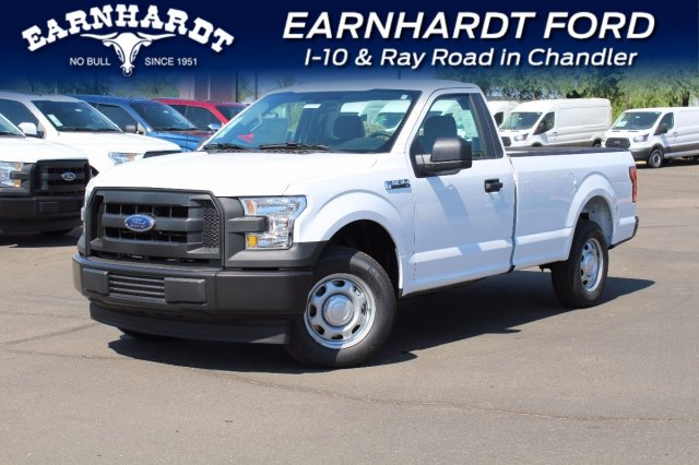 2017 F-150 Regular Cab, Pickup #FH2045 - photo 1