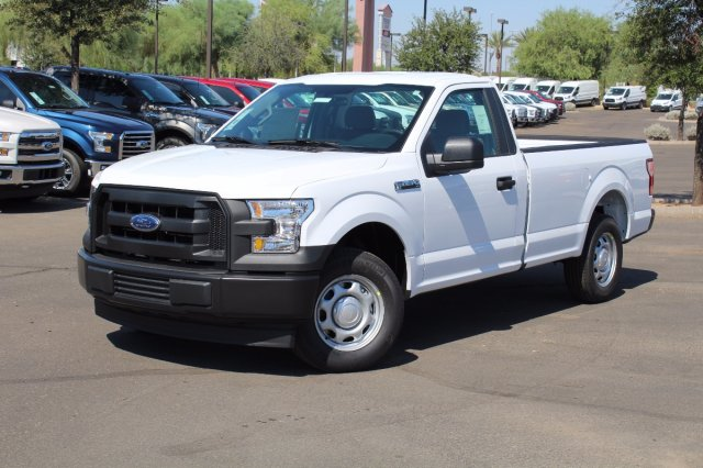 2017 F-150 Regular Cab, Pickup #FH2045 - photo 3