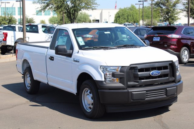 2017 F-150 Regular Cab, Pickup #FH2045 - photo 5