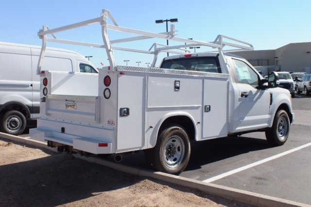 2017 F-350 Regular Cab, Knapheide Service Body #FH2585 - photo 4