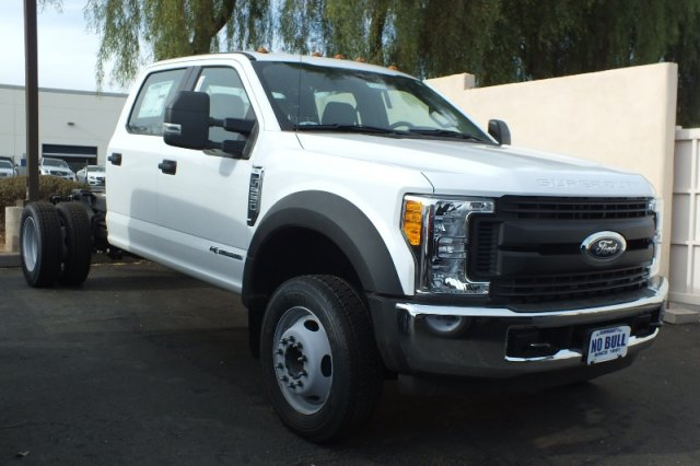 2017 F-550 Crew Cab DRW, Cab Chassis #FH2741 - photo 3