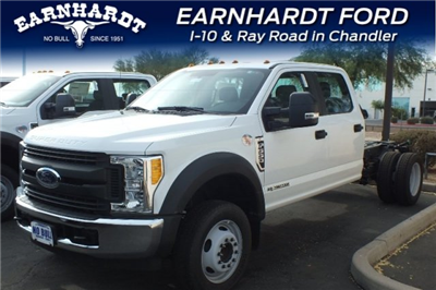 2017 F-550 Crew Cab DRW, Cab Chassis #FH2741 - photo 1