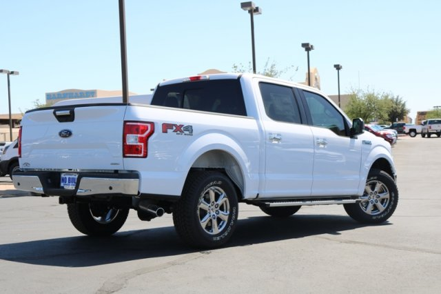 2018 F-150 SuperCrew Cab 4x4,  Pickup #FJ1180 - photo 2