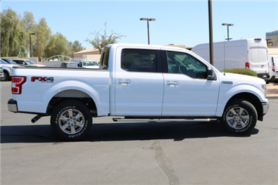 2018 F-150 SuperCrew Cab 4x4,  Pickup #FJ1180 - photo 4
