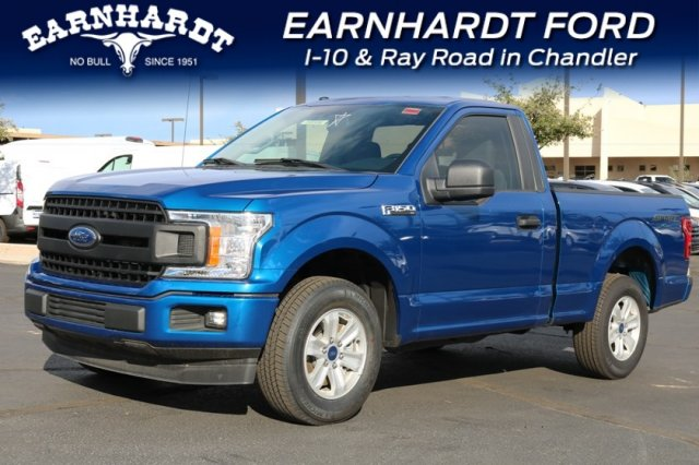 2018 F-150 Regular Cab 4x2,  Pickup #FJ1316 - photo 1