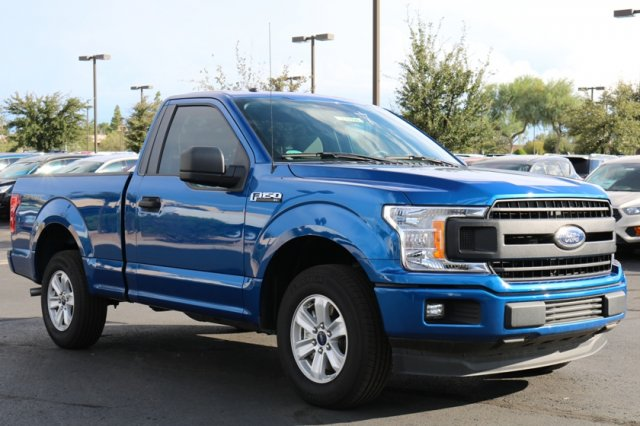 2018 F-150 Regular Cab 4x2,  Pickup #FJ1316 - photo 5