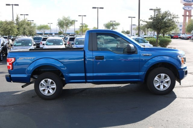 2018 F-150 Regular Cab 4x2,  Pickup #FJ1316 - photo 3