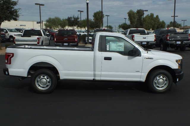2018 F-150 Regular Cab Pickup #FJ135 - photo 5