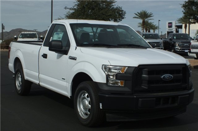 2018 F-150 Regular Cab Pickup #FJ135 - photo 4