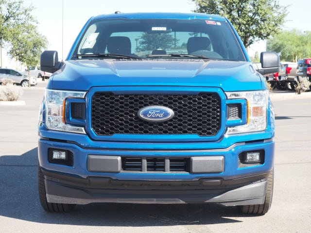 2018 F-150 Crew Cab, Pickup #FJ150 - photo 3