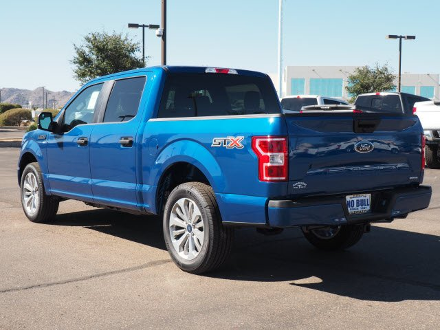 2018 F-150 Crew Cab, Pickup #FJ150 - photo 2