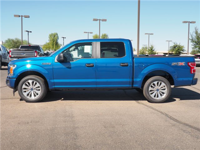 2018 F-150 Crew Cab, Pickup #FJ150 - photo 4
