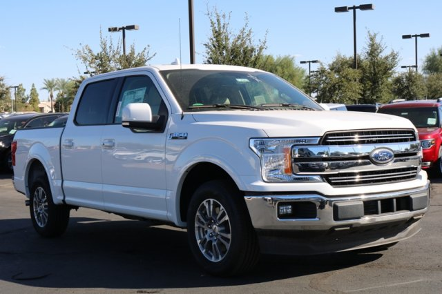 2018 F-150 SuperCrew Cab 4x2,  Pickup #FJ1527 - photo 5