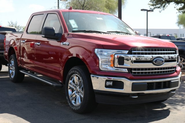 2018 F-150 SuperCrew Cab 4x4,  Pickup #FJ1653 - photo 3