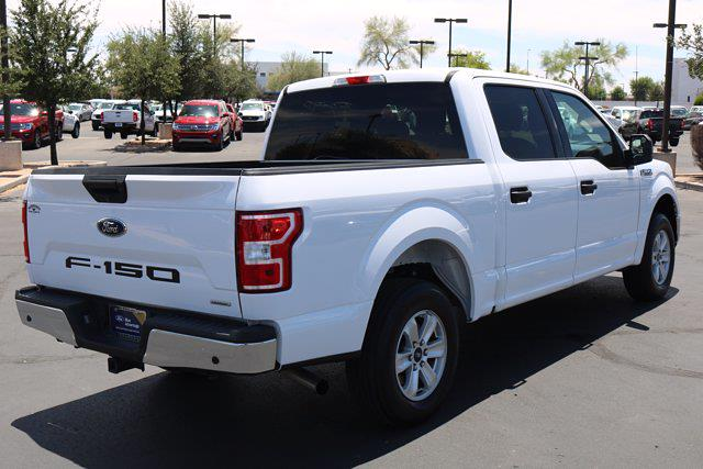 2018 F-150 SuperCrew Cab 4x2,  Pickup #FJ1821 - photo 3