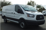 2018 Transit 250 Low Roof,  Empty Cargo Van #FJ186 - photo 4
