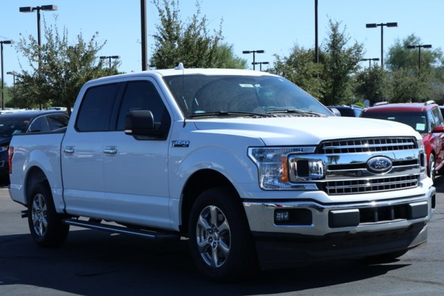 2018 F-150 SuperCrew Cab 4x2,  Pickup #FJ1895 - photo 5