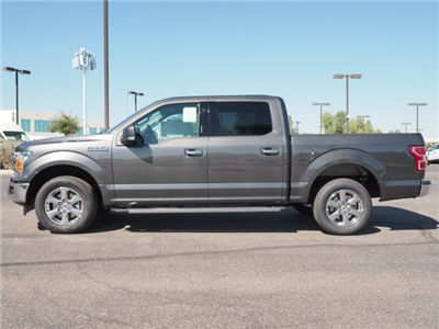 2018 F-150 SuperCrew Cab, Pickup #FJ205 - photo 4