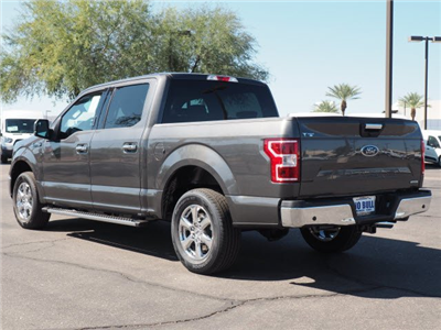 2018 F-150 SuperCrew Cab, Pickup #FJ205 - photo 2