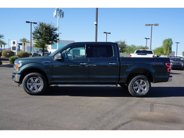 2018 F-150 SuperCrew Cab 4x4, Pickup #FJ211 - photo 4
