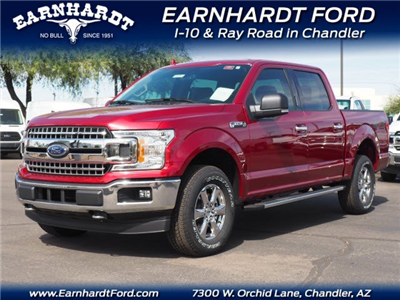 2018 F-150 Crew Cab 4x4 Pickup #FJ214 - photo 1