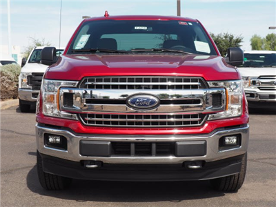 2018 F-150 Crew Cab 4x4 Pickup #FJ214 - photo 3