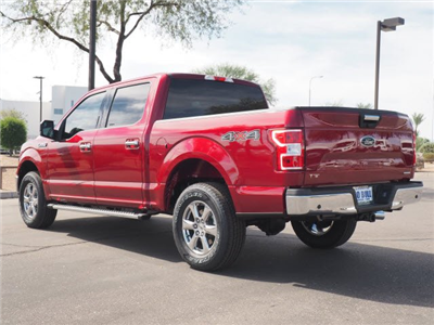 2018 F-150 Crew Cab 4x4 Pickup #FJ214 - photo 2